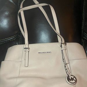 Light pink MK purse